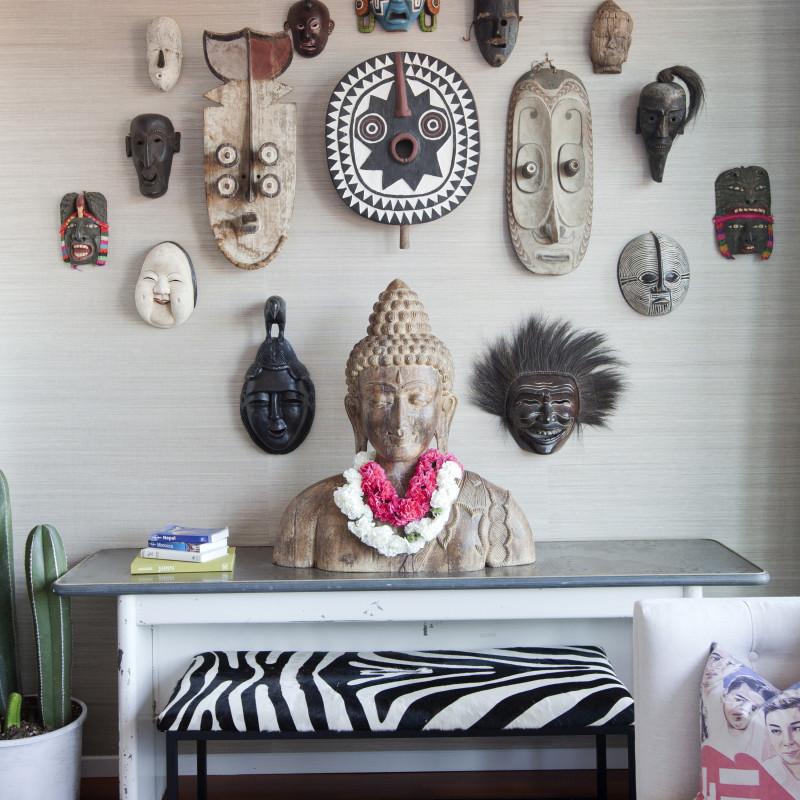 GASTOWN LOFT decorating