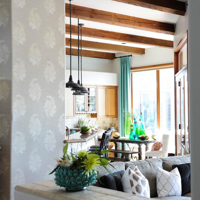 Open Concept Interior Design