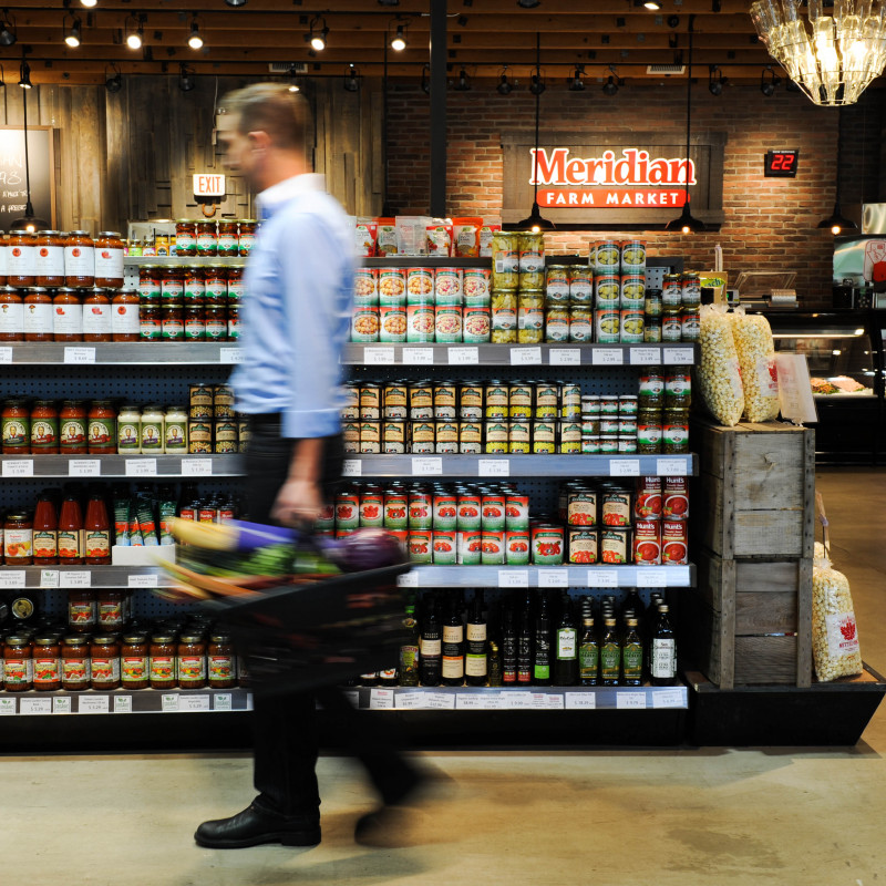 Contemporary Farmer's Market